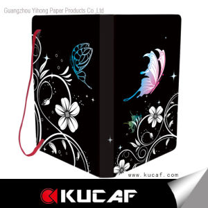 Wholesale Fabric Cover Notebook pictures & photos