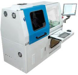 Laser EDGE Isolation Machine