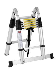 Quality Aluminium Telescopic Ladder (GL-TL5.0H)