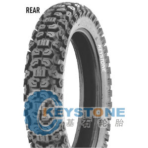 Rear Tire, off-Road Tyre 4.10-18, 4.60-18 pictures & photos