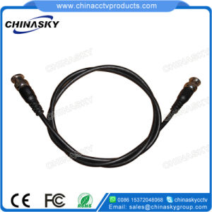 BNC Male to BNC Male Plug Coaxial CCTV Cable (DB1M) pictures & photos