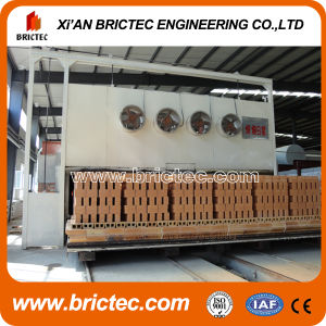 High Production Clay Brick Tunnel Kiln in Brick Factory pictures & photos