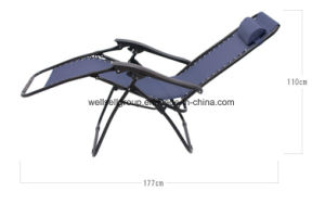 out Sunny Summer Zero Gravity Recliner Chair pictures & photos