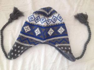 Peruvian, Knitted Hat, Knit Headwarmer Warm Cap, Jarcard, Embroidery15faab131