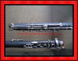 G Clarinet (HCl-105-G) Rubber Body