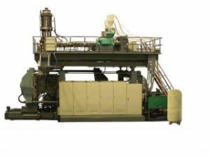 Blow Molding Machine (STBM-A1000L)