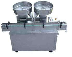 Tablet/Capsule Two Head Counting Machine (SSP-1000) pictures & photos