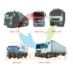 Body Parts for MAN Truck