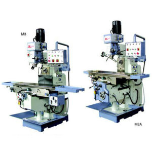 Universal Milling Machine (M3/M3A)