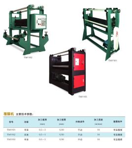 High Efficiency Coating Machine (GFL-T2-1550-D) pictures & photos