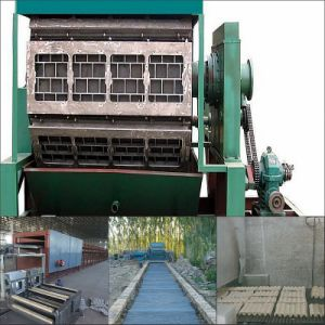 500-1000p/H Automatic Egg Tray Machine (CL-T0050)