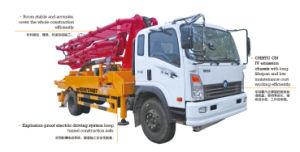21-33m Small Concrete Pump Truck pictures & photos