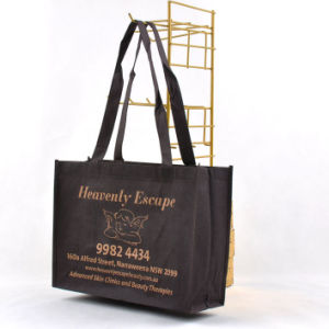 Foldable Tote Non Woven Gift Shopping Bag for Promotion (NW-00005)