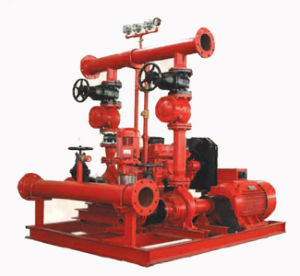 Fire Pump Packaged (XBC+XBD) pictures & photos