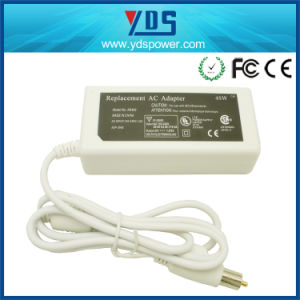 24V 1.875A 9.5*3.5/7.7*2.5 Charger for Apple Laptop pictures & photos
