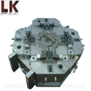 High Precision Aluminium Alloy Parts Die Cast Mould Manufacturing
