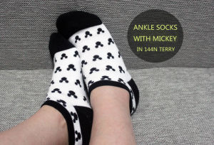 Women′s Ankle Socks -7 pictures & photos