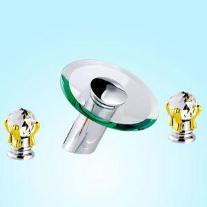 Waterfall Faucet&Basin Faucet&Bathroom Mixer/Bath Tap (K006)
