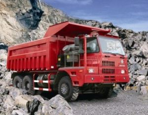 HOWO 6X4 Mining Tipper (ZZ5607VDNB36400) pictures & photos