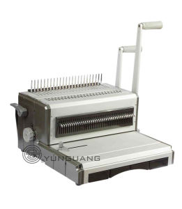 Comb/Wire Combination Binding Machine (YG-ST2960) pictures & photos