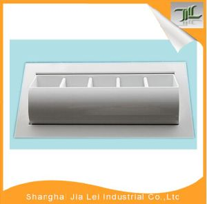 Drum Aluminum Jet Supply Air Diffuser