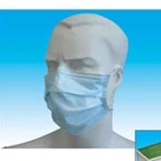Nonwoven Face Mask, Surgical Mask, Dust Face Mask pictures & photos