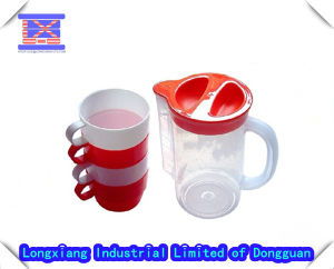 Plastic Drinking Cup with Handle pictures & photos