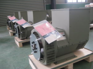 80kVA/64kw Three Phase Brushless Synchronous Generator Jdg224GS pictures & photos