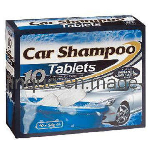 Car Shampoo Tablet
