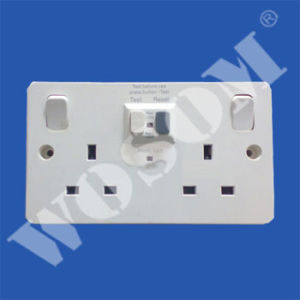 RCD Protected Safety Socket (WSKP-2)