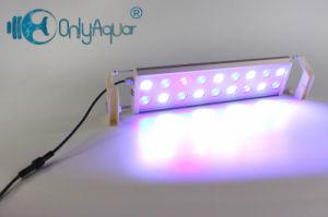 Most Popular 28W Adjustable Remote Control Aquarium LED Light pictures & photos