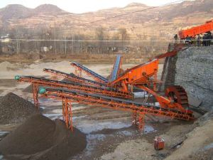 China Sand and Gravel Production Line pictures & photos