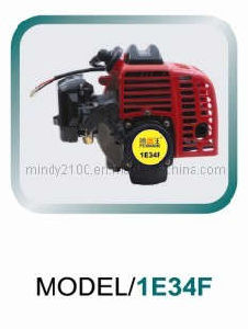 Petrol Engine/Boat Engine/Small Gasoline Engine/2-Stroke Engine (1E34F) pictures & photos