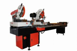 Digital Display Double Mitre Saw