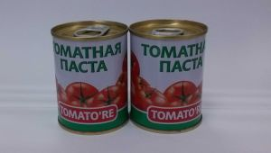 High Quality Canned Tomato Paste 140g 18/20% 22/24% 28/30%