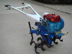 4HP 170f Diesel Engine Garden Power Tiller/Cultivator Gt-4 (MD-4) pictures & photos