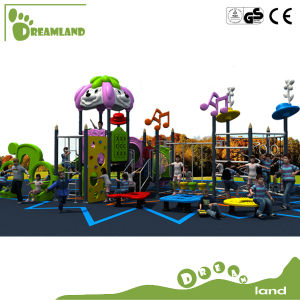 Kids Toy Outdoor Fitness Equipment Children′s Playground for Kids Slide Playground Equipment pictures & photos