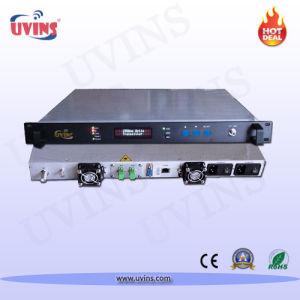 1550nm Optical Fiber Transmitter CATV External-Modulation 2 Output pictures & photos