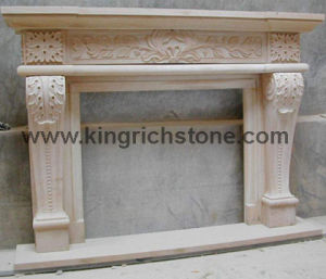Granite / Marble Fireplace