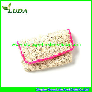 Luda Handbag Handmade Paper Crochet Handbag