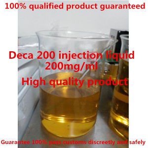 Effective Injectable Anabolic Steroids 200mg/Ml Deca 200 Nandrolone Decanoate for Man Bodybuilder pictures & photos
