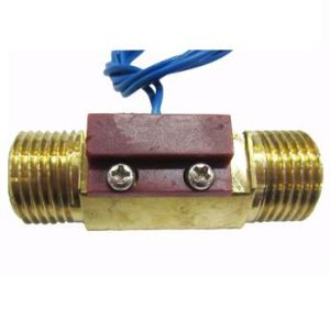 G3/4′′ Piston Type Flow Switch in Brass Material pictures & photos
