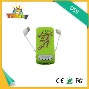 Newest Private Model 4000mAh Power Bank