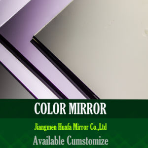 Bargain Mirror Good Quality Double Coated Silver Mirror Cosmetic Makeup Mirror Bathroom Wall Mirror