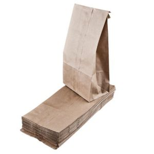 Jual Food Grade Brown Paper Bag pictures & photos