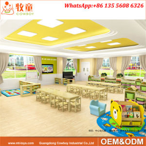 Good Professional Supplier Selling School Wood Furniture for Kindergarten pictures & photos