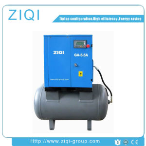 Compact Mounted Compressor Air Compressor 7.5kw pictures & photos