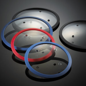 Silicon Glass Lid pictures & photos