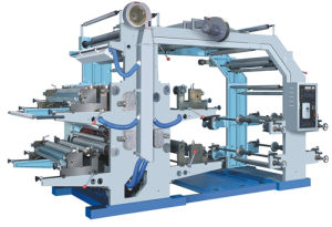 YT Series Four-Color Flexography Printing Machine pictures & photos