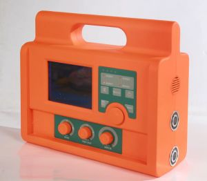 Portable Emergency and Transport Ventilator (HFS3100P Model)